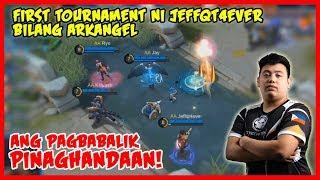 Ang Pagbabalik ni Jeffqt4ever! Lumaban sa MPL Qualifiers - Mobile Legends