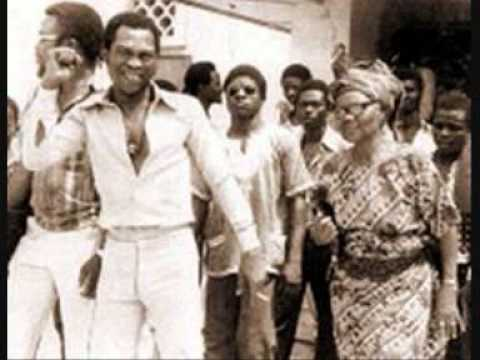 Upside Down - Fela Kuti (1976)