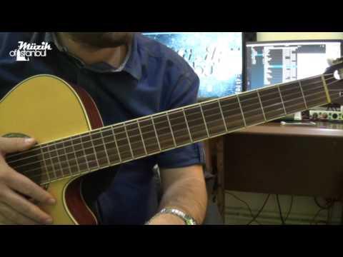 Koca Yaşlı Şişko Dünya - Gitar Dersi ( Solo & Akor )