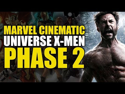 The MCU X-Men: Phase Two