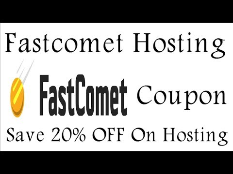 Fastcomet Coupon Code 2018