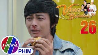 image Vua bánh mì - Tập 26[1]: Nguyện xúc động khóc nức nở khi được thầy Phan an ủi theo cách rất đặc biệt