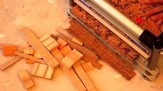 видео Механизация резки на ножницах и пилах