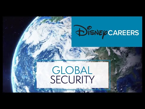 Global Security at Disney