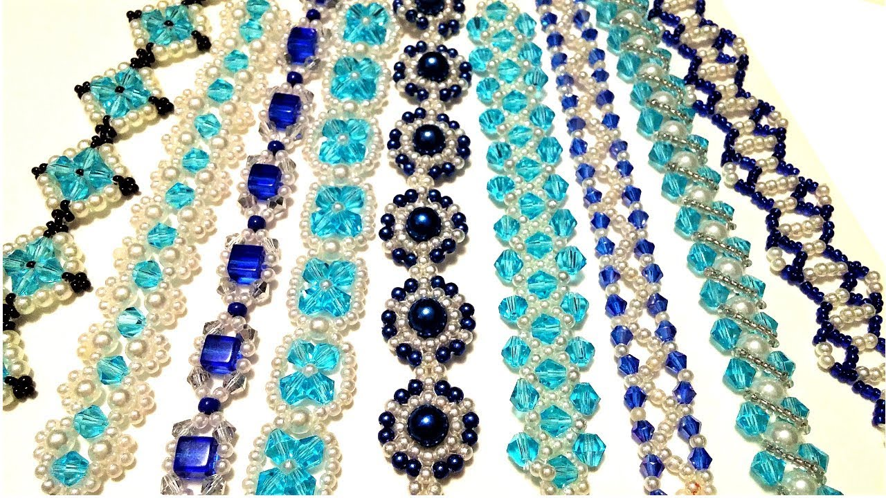 Beading Tutorials For Diy Bracelets Beaded Bracelets