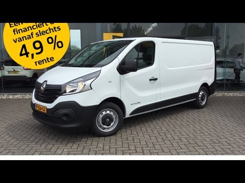 Renault Trafic 1.6 dCi T29 L2H1 Comfort Energy | Navigatie | Airco | Cruise Controle | Lat om Lat |