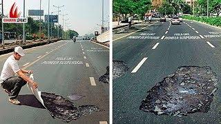 অবাক করা অভিনব কিছু আইডিয়া || COOL IDEAS THAT WILL TAKE YOUR CITY TO THE NEXT LEVEL || Chayapoth