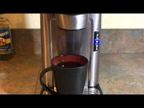 Hamilton Beach 49981 Stainless Steel Single Serving Coffee Maker Review