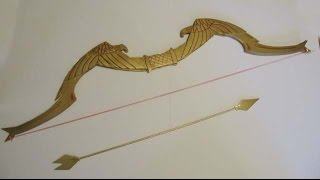 Make the Elven Bow from Skyrim