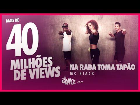 Na Raba Toma Tapão - MC Niack  FitDance TV Coreografia   FiqueEmCasa e Dance Comigo