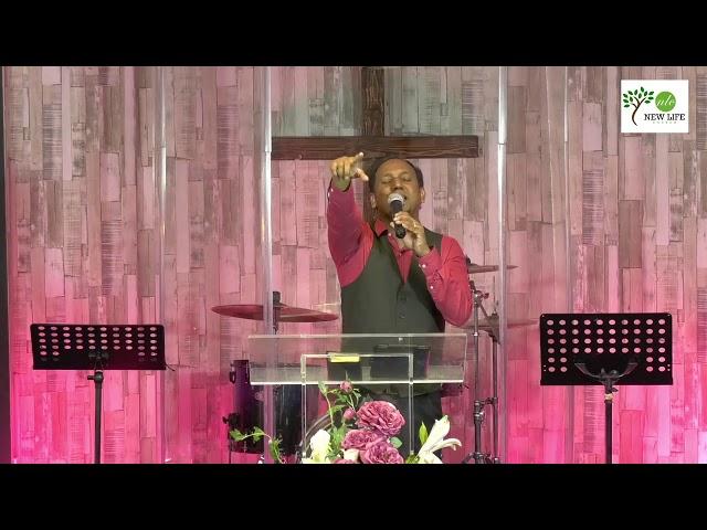 Perfect Strength | Pr. Mathew | New Life Church Dublin