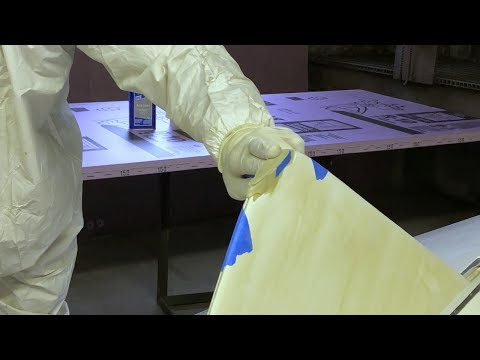 Centerboard Repair - Part 2