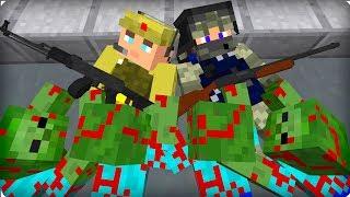 Только не это! Живите! [ЧАСТЬ 40] Зомби апокалипсис в майнкрафт! - (Minecraft - Сериал)