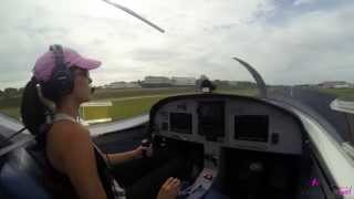 Excerpt of Solo Flight to Apopka - Czech Sport Cruiser