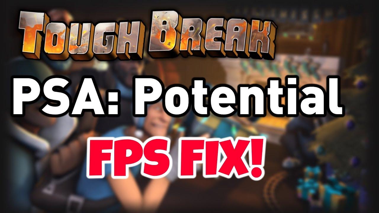 TF2: Tough Break FPS Drop (Potential Performance Fix)