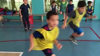 Funny times playing football by shahin (Eddison Internatinal School Qatar)