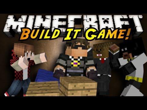 Minecraft Mini-Game : BUILD IT!