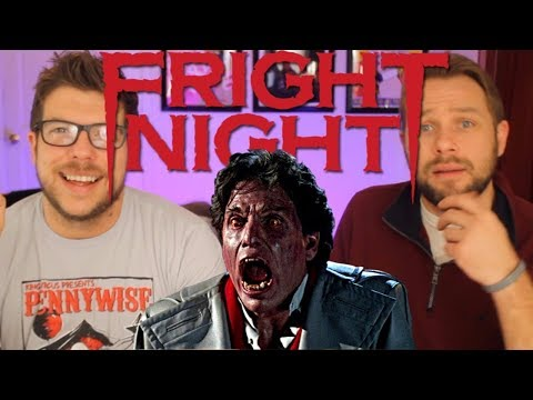 FRIGHT NIGHT MOVIE REVIEW (1985)
