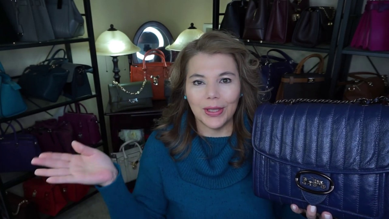 TIME TO MOVE ON   MICHAEL KORS WHITNEY RETRO   WHAT'S IN MY BAG WITH MOD SHOTS   COACH MELODY
