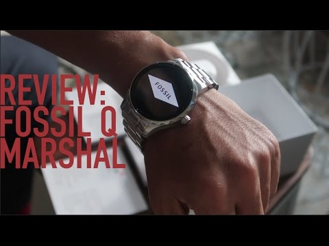 REVIEW FOSSIL Q MARSHAL (Bahasa Indonesia)