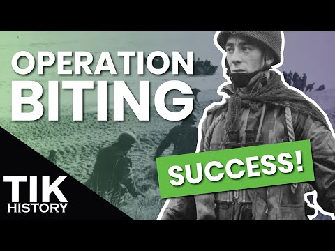 The First Successful British Parachute Raid | Operation Biting 1942 | BATTLESTORM WW2 Documentary