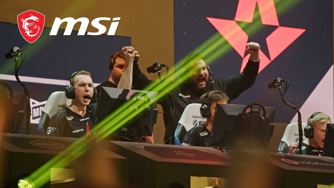 ESL Pro League Odense2018 Rewind|MSI (Preview)