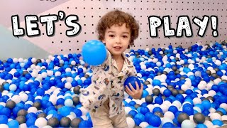 Indoor Playground for Kids / Winner Play Starfield Mall / 위너…