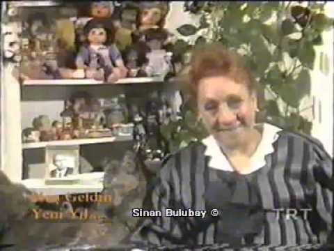 Adile Naşit 1986 Son yılbaşı mesajı TV