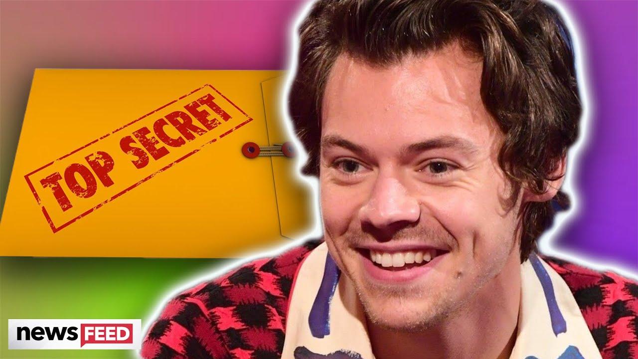 Harry Styles' SECRET Name Revealed!