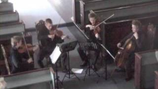 Quartetto Testosterone - Gaathaug: String Quartet No. 2 - 3rd Movement