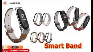 BEST Mi Band 3 Wrist Watch Band Bracelet Replace for Xiaomi Mi Band 3 Smart Wristbands REVIEW