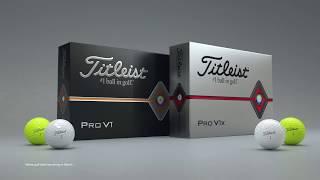 Titleist Pro V1 White Golf Balls - Double Dozen - 24 Pack