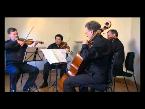Endellion Beethoven Op 131 Second movement