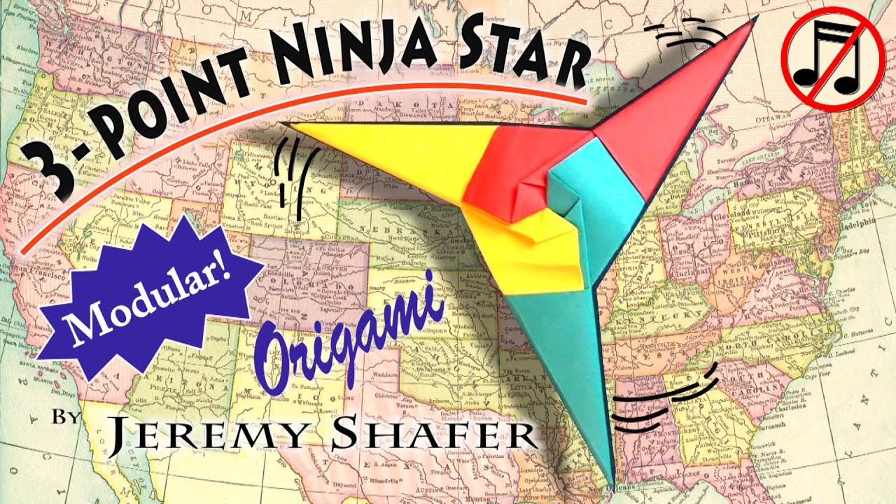 three point ninja star no music youtube