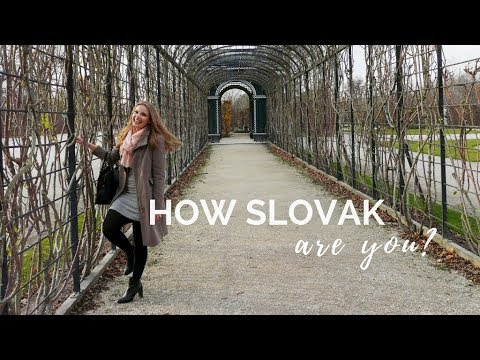 10 Things That Mean You Are a Slovak