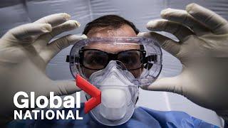 Global National: Feb. 25, 2020 | Fear growing over spread of coronavirus