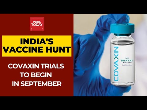 India's COVID-19 Vaccine COVAXIN To Begin Phase 2 Study In September