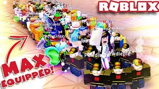 I BOUGHT THE INFINITE TEAM EQUIPPED GAMEPASS FOR 35K ROBUX! | Roblox Fame Simulator