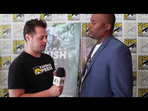SDCC 2019: Director Justin Copeland On Bringing BATMAN: HUSH To The Screen