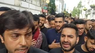 Ilford Jaloos 2016 Shahadat Imam Ali (a.s) APIZ Birmingham & Leeds Party
