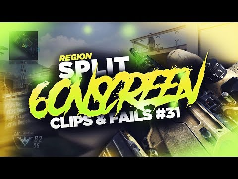 Region | SPLIT 6ONSCREEN.. | (Clips & Fails #31) | @PzRegion