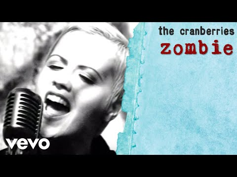 The Cranberries Zombie Official Music Video