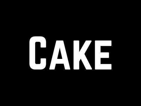 Flo Rida & 99 Percent - Cake (Lyrics)