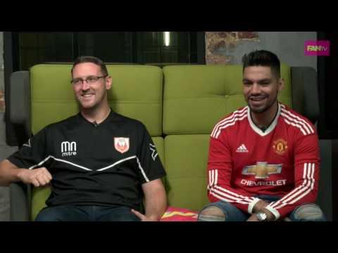 Man Utd and United London Football Debate | FANTV