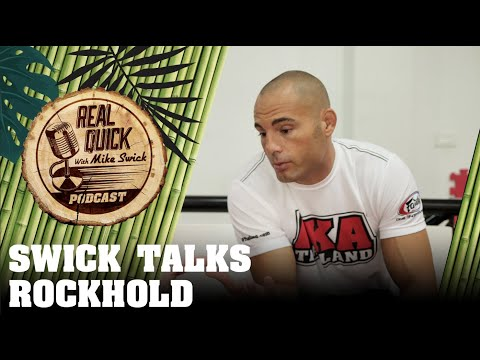 Swick Shares Gym Story To Those Calling Luke Arrogant - Real Quick With Mike Swick Podcast