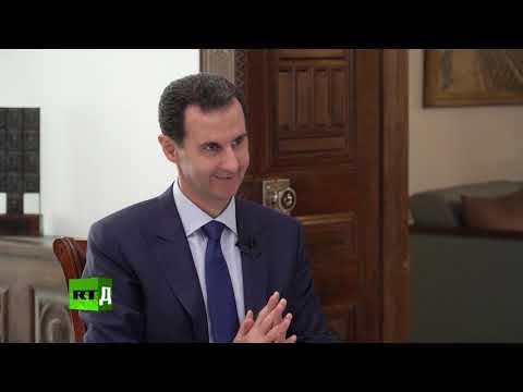 Башар Асад —