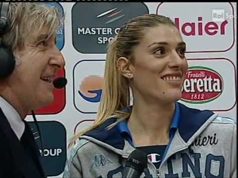 all star game 2013 francesca piccinini interview
