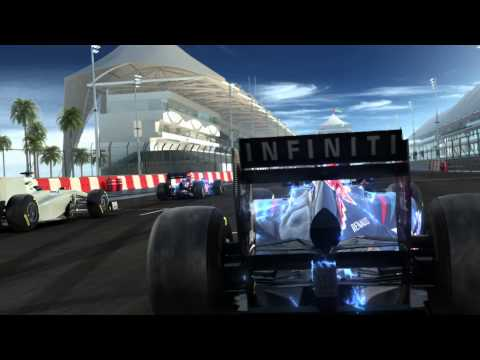 F1 2011 - Sebastian Vettel Explains KERS And Adjustable Rear Wing Rules (Red Bull)