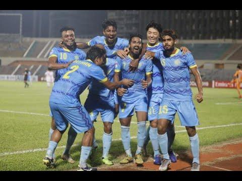 ABAHANI LTD DHAKA (BAN) 4-3  APRIL 25 SC (PRK) All Goals & Highlights