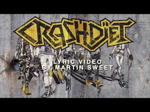 CRASHDÏET - We Are The Legion (Lyric Video)